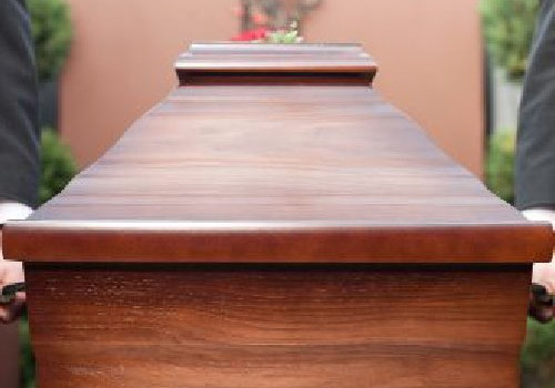 Organisation der Beerdigungsfeier